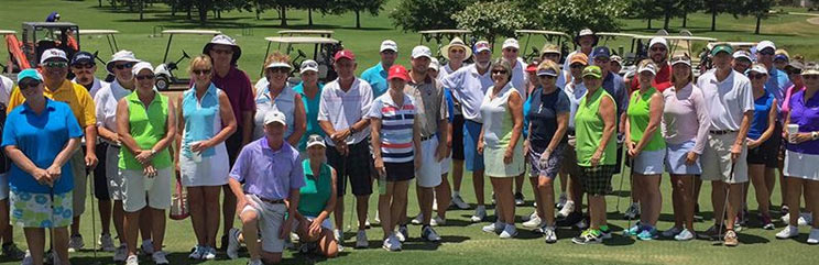 large golf group